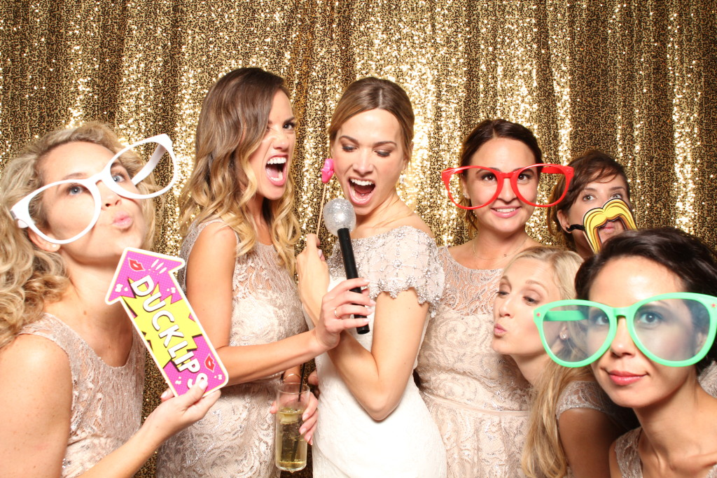 Exposure Photo Booths wedding