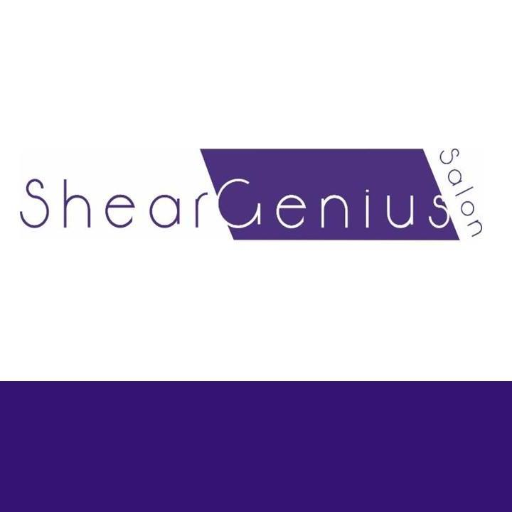 Shear Genius Logo