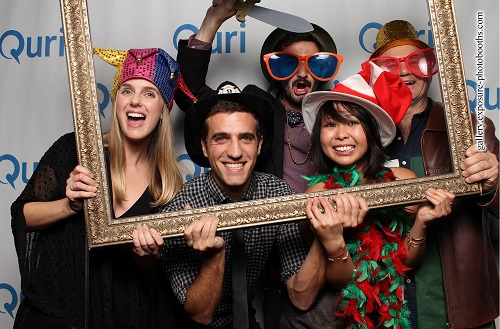 Exposure Photo Booths, Holiday Photos