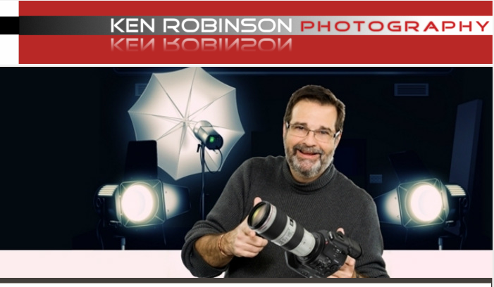 Ken Robinson Photography Wins Fifth Consecutive Spectrum Award For Customer Satisfaction
